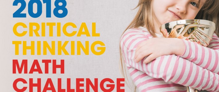 Critical Thinking Math Challenge 2019